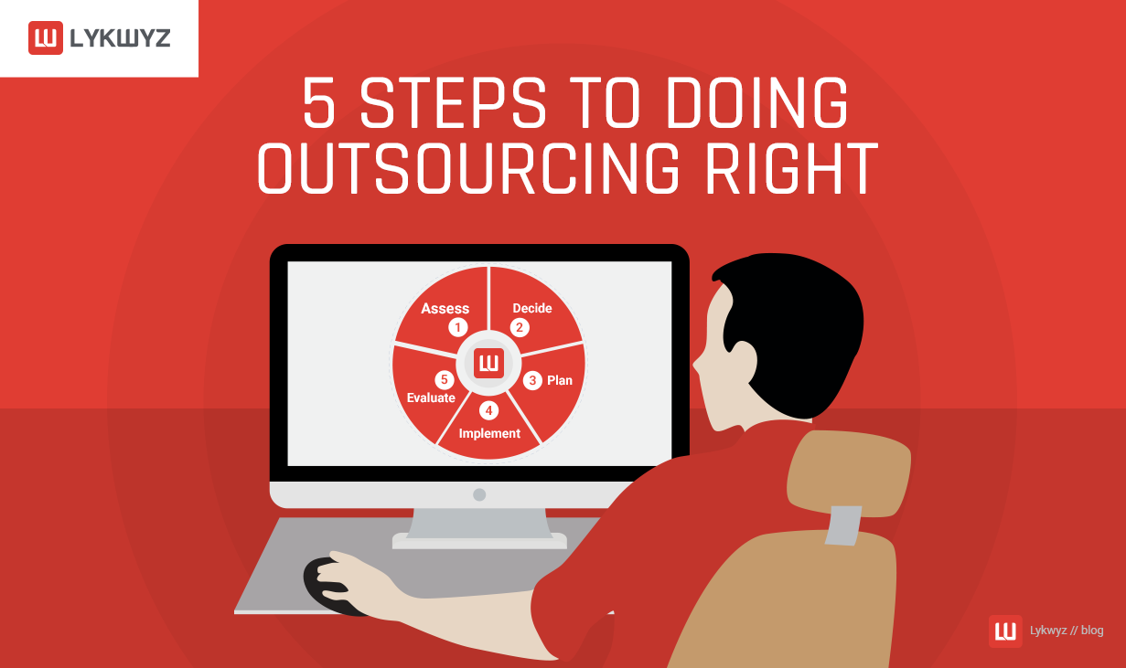 5 Steps to Doing Outsourcing Right