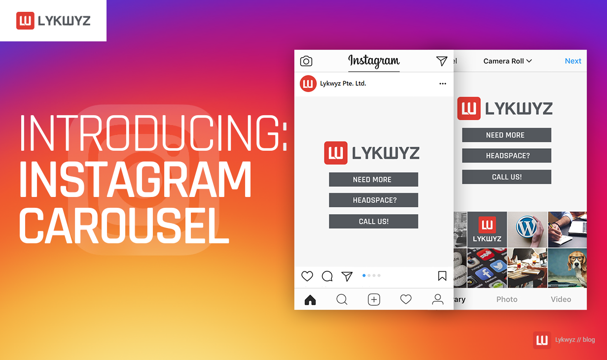 Introducing Instagram Carousel