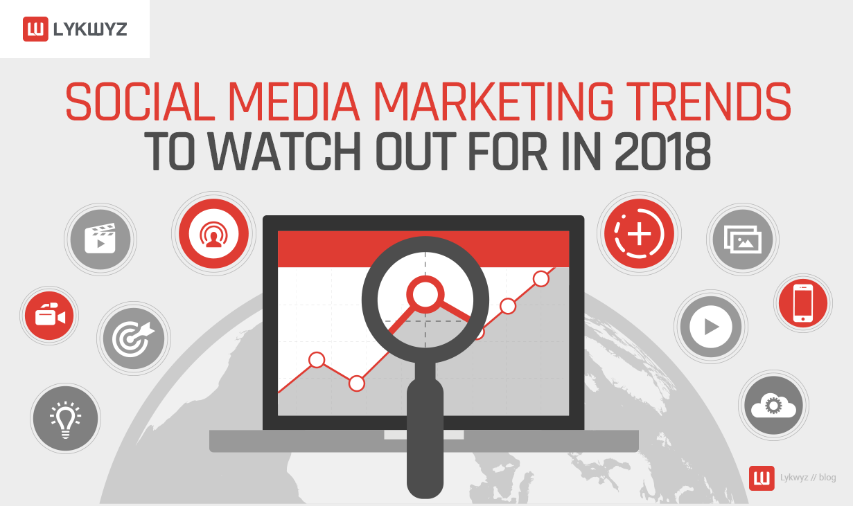 Social Media Marketing Trends to Watch Out for in 2018
