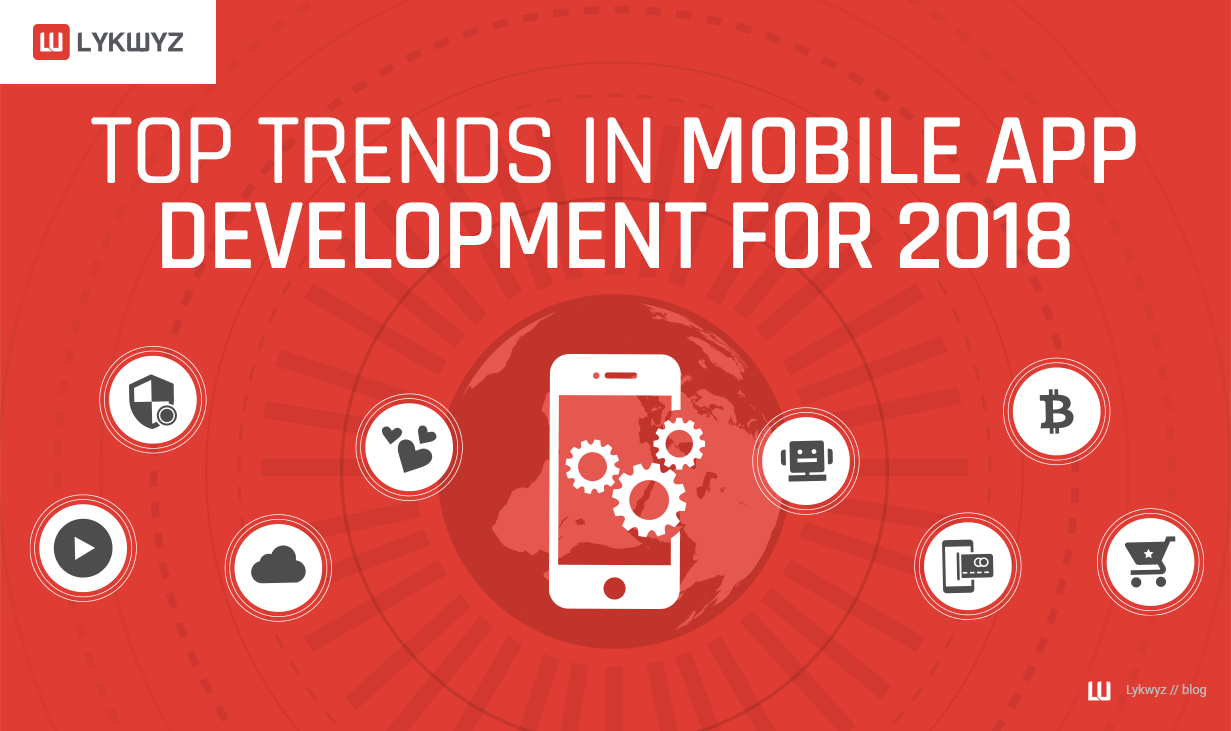 Top Trends in Mobile App Development for 2018