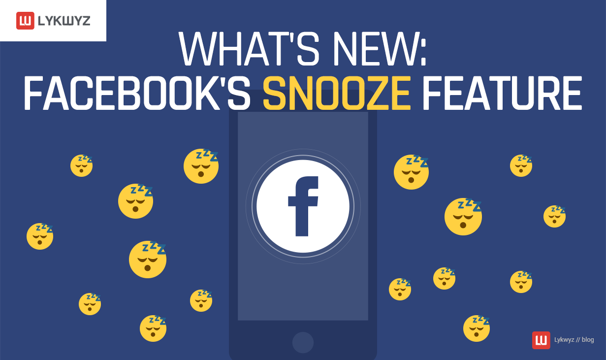 facebook-snooze feature
